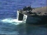 تست موشک ساحل به دریای ایران (فیلم)