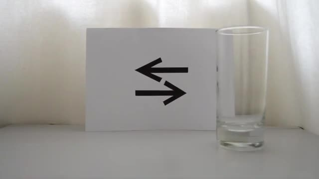 یه آزمایش ساده ولی خیلی باحال با آب(حتما ببینید)