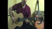 موسیقی بی کلام ترکیه ای با نوازندگی گیتار از احمد زنوری
