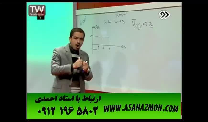 آموزش و تدرس درس فیزیک - کنکور ۷