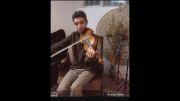 تبریک موسیقایی سال جدید 2014 کوشا نیک کار با زبان ویولن