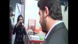 حضور استاندار خوزستان در غرفه تعاونی مهرخواه صنعت