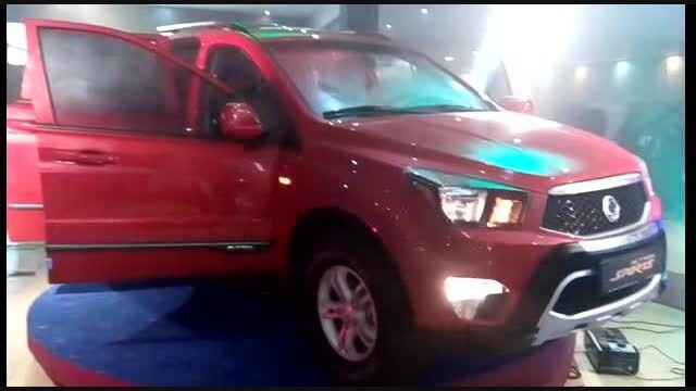 رونمایی از خودرو جذاب اکتیون اسپرت در ایران