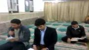 دعای کمیل در مسجد امام موسی کاظم سربست گناوه