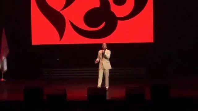 خنده دار ترین کنسرت و استند آپ کمدی حسن ریوندی در تهران