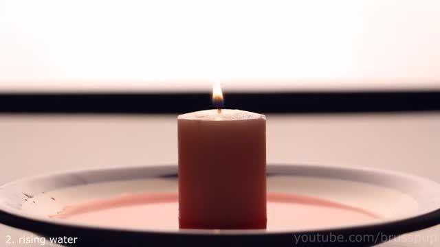 10 ترفند شگفت انگیز با آتش