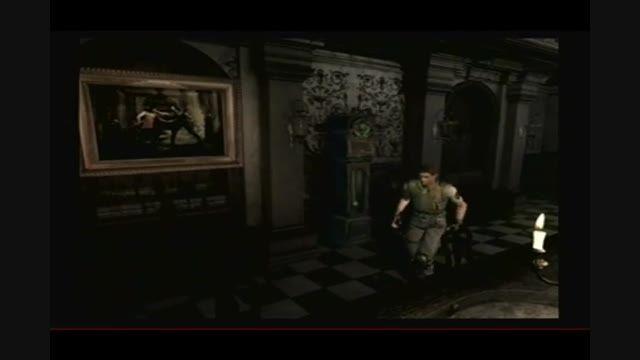 معرفی و گیم پلی بازی Resident Evil Remake پارت 2