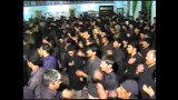 مراسم زنجیر زنی و تعزیه خوانی مسجد جامع نوخندان