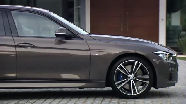BMW 340i Sedan با پکیج M Sport