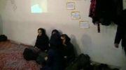 کلاس کارآفرینی - جلسه پروژه خلاقیت، نوآوری و کارآفرینی