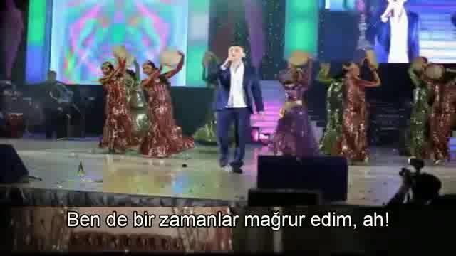 آهنگ شاد ازبکی ♫♫♫ از پسر ازبک (ترکی ازبکستانی)