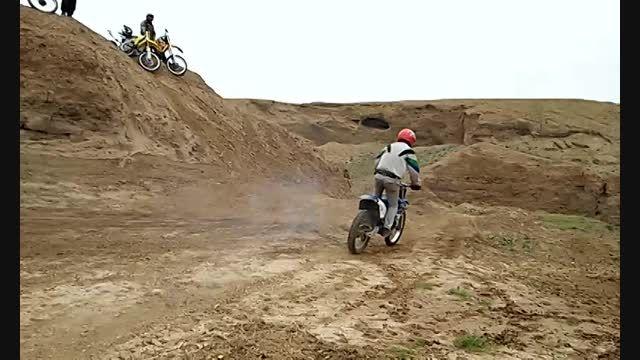 موتورکراس سبزوار