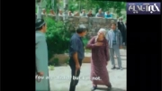 مهناز افشار در تاجیکستان
