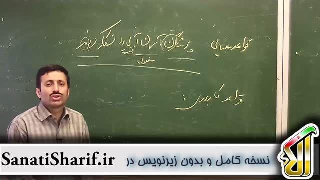 آموزش صفر تا صد زبان فارسی- قاعده کاربردی -امتحان نهایی