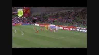 گل های ایران در جام ملت های آسیا