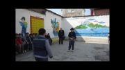 کار نمایشی کلاس پنجم ب درس هدیه های آسمان