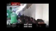 حمایت از داعش در استادیوم مراکش