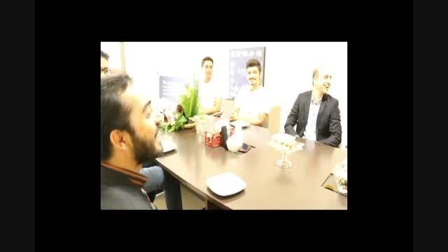 ویدیوی رایمند-تراکتور