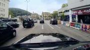 رانندگی اتوماتیک با مرسدس بنز