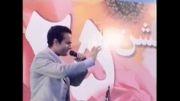خنده دار ترین و خاطره انگیز ترین تقلید صدا - حسن ریوندی