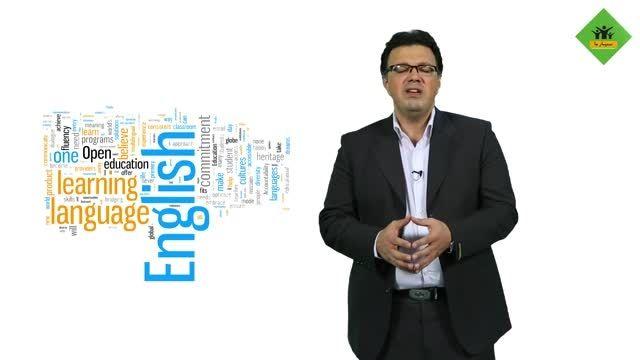 یادگیری آسان لغات زبان انگلیسی - قسمت ششم
