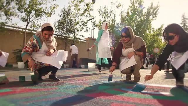دعوتنامه شانزدهمین جشنواره غذای خیریه رعد