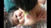 بچه ناز و بامزه و خیلی خیلی تپول