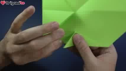 اوریگامی تمساح