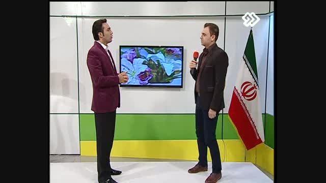 آهنگ فوق العاده زیبای«بازگشت»علی آقادادی از شبکه دو