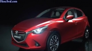 مدل جدید مزدا Mazda 2 2015 reveal promo