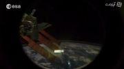 زیبایی شکوهمند زمین از نگاه ایستگاه فضایی