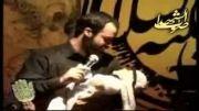 هلالی:روضه ی سوزناک و دردناک حضرت علی اصغر ( علیه السلام )