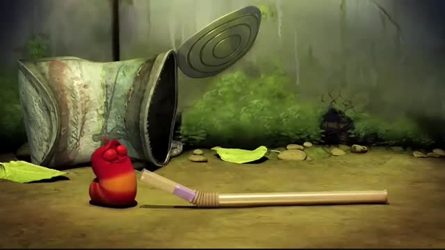کارتون لارو ها فصل اول قسمت نوزدهم
