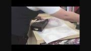 آموزش بسته بندی هدیه در ۱۲ ثانیه