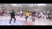 ایروبیک حرفه ای در پارک ملت مشهد