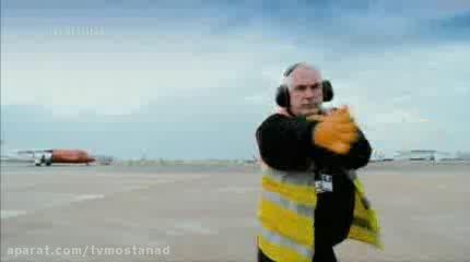 کارکنان فرودگاه از مجموعه فرودگاه هیترو