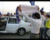 هواداران لرستانی در دیدار گهر زاگرس و ملوان