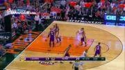 بسکتبال NBA (لس آنجلس لیکرز 99-119 فینیکس سانز)