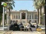 مرتضی پاشایی در باغ ارم شیراز