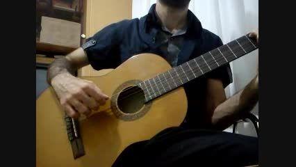 گیتار Love story