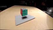 طراحی سه بعدی مکعب روبیک