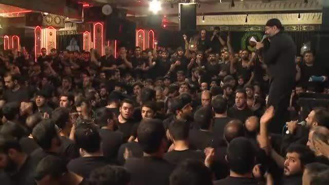 حاج محمود کریمی شب ششم محرم 94