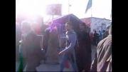 مداحی فارسی در پیاده روی اربعین 3