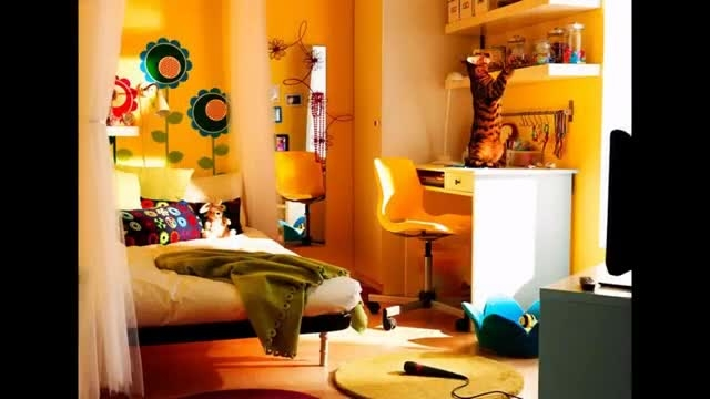 ایده هایی برای دکور اتاق نوجوان ها 2