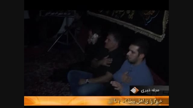 اهتمام ورزشکاران به عزاداری سید و سالار شهیدان(ع)