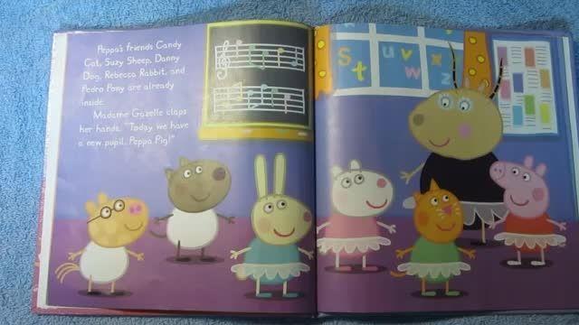 کتاب داستان انگلیسی Peppa Pig - Ballet Lesson