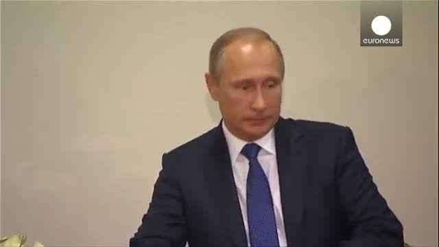 پوتین با وزیر دفاع عربستان در سوچی دیدار کرد