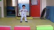درمان فشرده کودک فلج مغزی