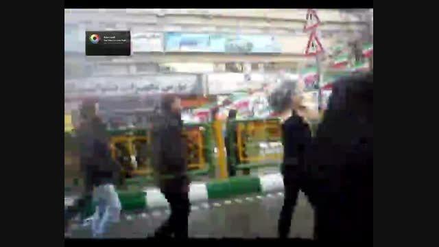 خر دجال در تهران رو نمایی شد
