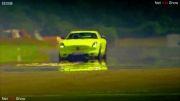 بررسی مرسدس بنزSLSدر تخت گاز -Mercedes SLS AMG-Top Gear